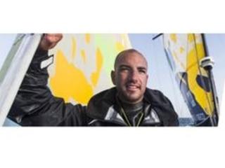 Le groupe Apicil sponsorise le skipper handisport Damien Seguin