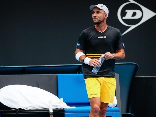 Open d'Australie: battu par Elliot Benchetrit, Steve Darcis a disputé le dernier match de sa carrière