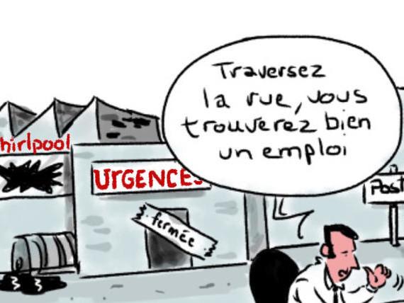 Brève - Chômage : pas de baisse