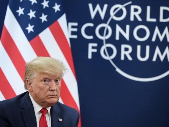 A Davos, les Américains relancent leur offensive commerciale contre l'Europe