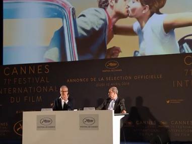 Programme du Festival de Cannes 2018 : conférence de presse d'annonce de la sélection officielle