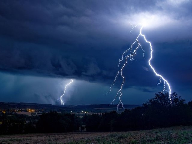 Six départements d'Occitanie en vigilance orange aux orages