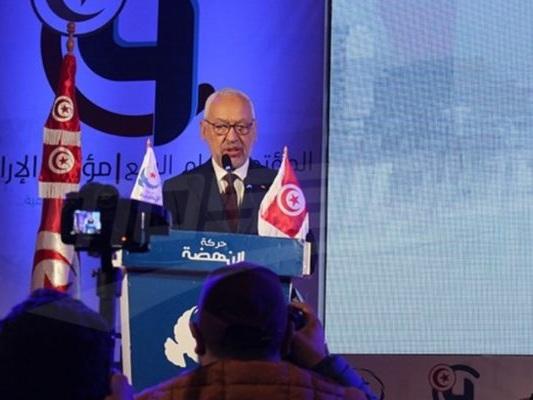 Rached Ghannouchi lie l'unité d'Ennahdha à l'unité de la Tunisie