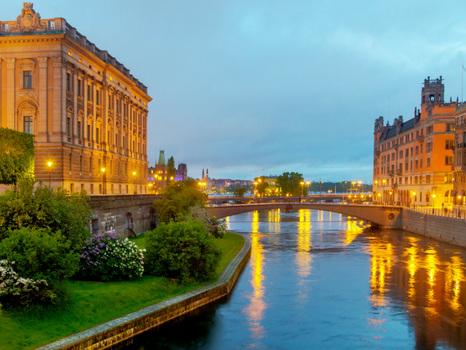 Destination de la semaine:Stockholm