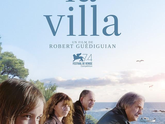 La bande-annonce du film La villa est dévoilée.