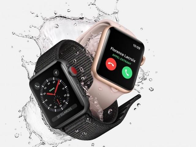 De nouvelles Apple Watch font leur apparition dans iOS 12 bêta 2