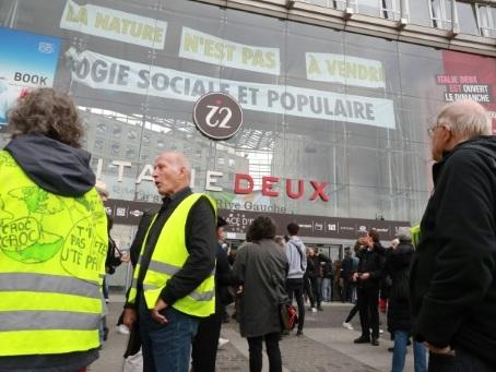"""Incidents à Amiens et Besançon en marge du 47e samedi des """"gilets jaunes"""""""