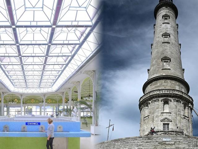 La ville thermale de Vichy et le phare de Cordouan inscrits au patrimoine mondial de l'Unesco