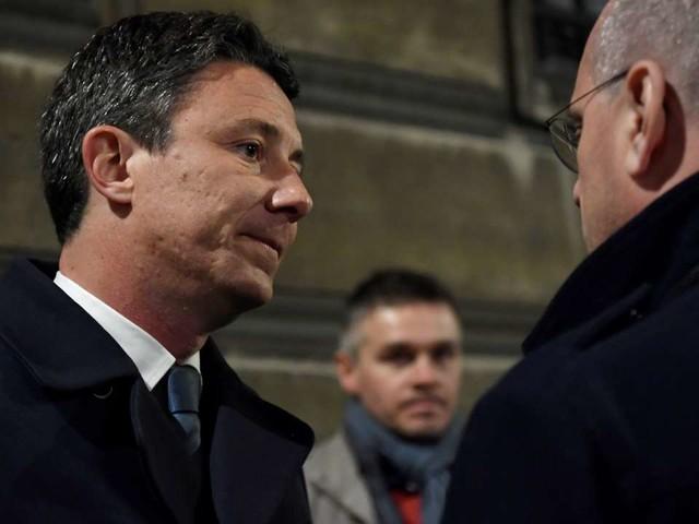Intrusion au ministère de Benjamin Griveaux par des «gilets jaunes»: quatre personnes interpellées