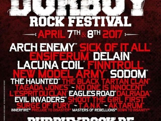 Le Durbuy Rock Fest fait honneur à la Belgique