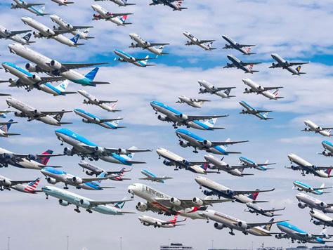 Maroc : Le trafic aérien en baisse de plus de 71% en 2020