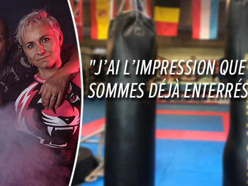 """Le club de boxe de Philippe et Hélène mis dans les cordes par le coronavirus à Wanze: """"J'ai peur du recommandé du propriétaire"""""""