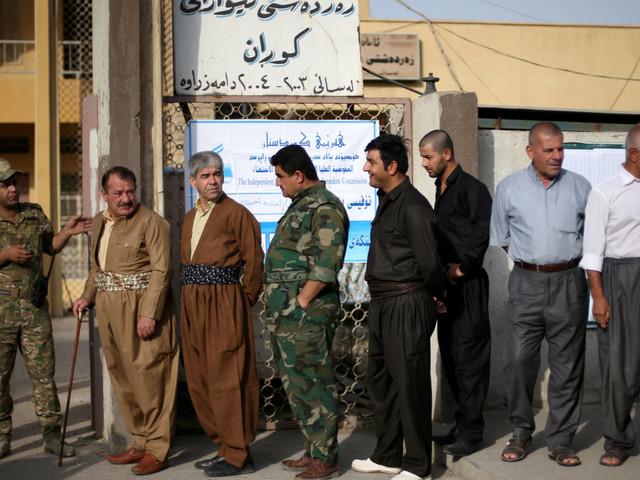 Jour historique en Irak, où plus de 3 millions de Kurdes votent pour leur indépendance