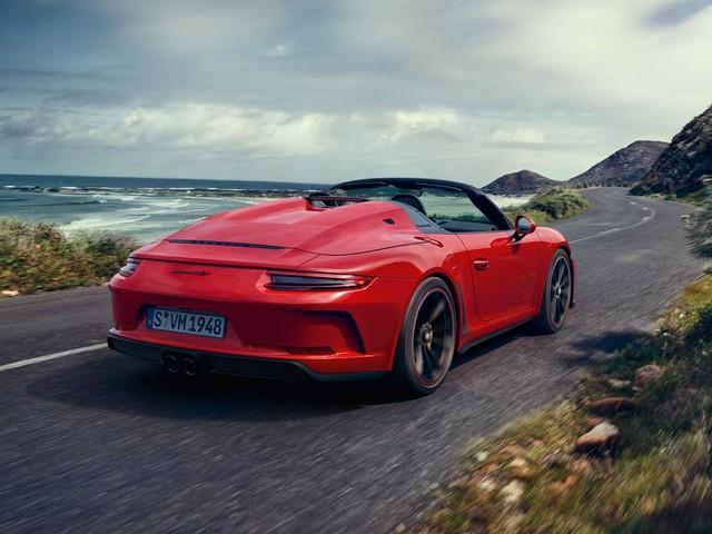 La Porsche 911 Speedster type 991 arrive en France !