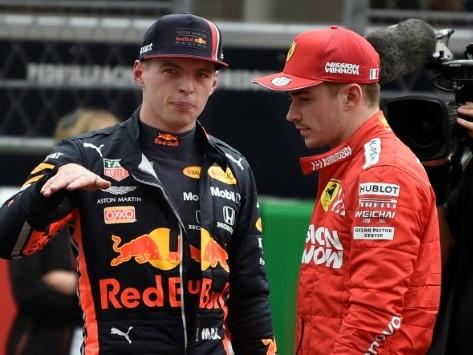 GP F1 du Mexique: Verstappen se joue des Ferrari