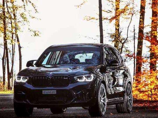 610 chevaux pour les BMW X3 et X4 M Dahler