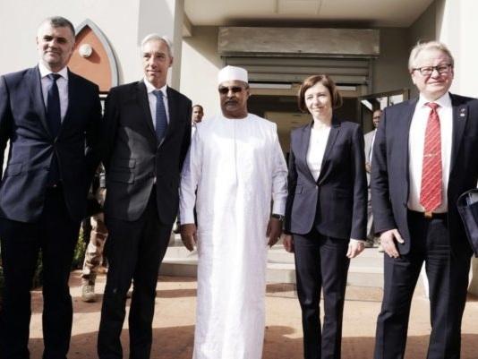 Sahel: La ministre française des Armées Florence Parly annonce de nouvelles opérations