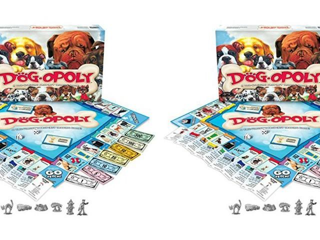 [TOPITRUC] Un Dog-Opoly, le Monopoly pour les chiens