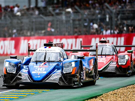 Nouvelle victoire aux 24 Heures du Mans et titre mondial en LMP2 pour Alpine