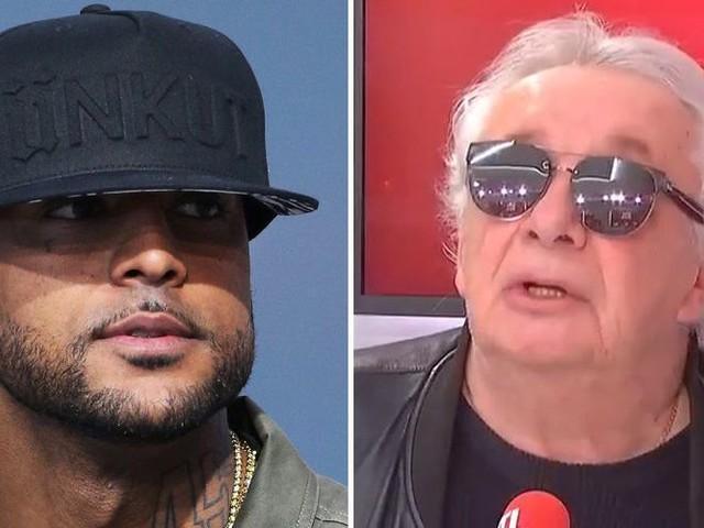 Clash entre Booba et Michel Sardou : le rappeur français répond à la star