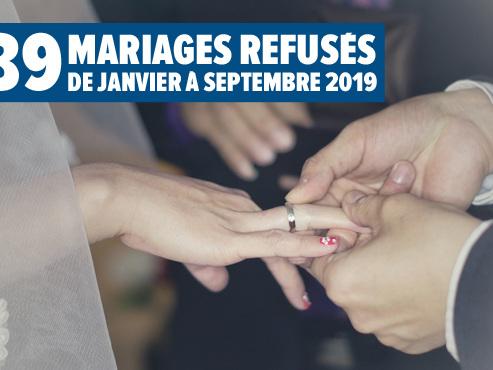 S'unir pour obtenir un titre de séjour: les soupçons de mariages blancs en hausse en Belgique
