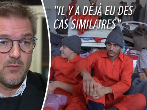 """L'un des djihadistes belges les plus dangereux veut rentrer en Belgique: selon cet avocat pénaliste, """"c'est tout à fait possible"""" (vidéo)"""