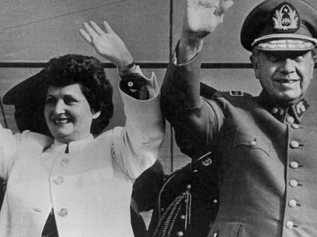 Dictature au Chili. Premier civil condamné à de la prison ferme