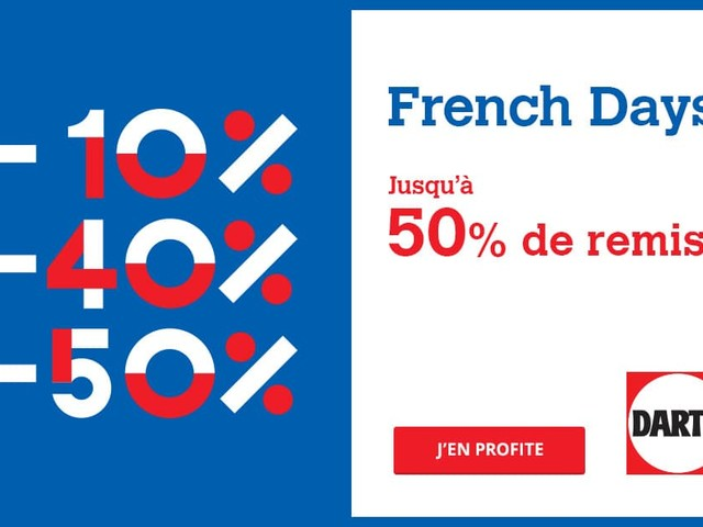 French Days Darty 2019 : le top des offres (ex : le Huawei P30 à 499 €)