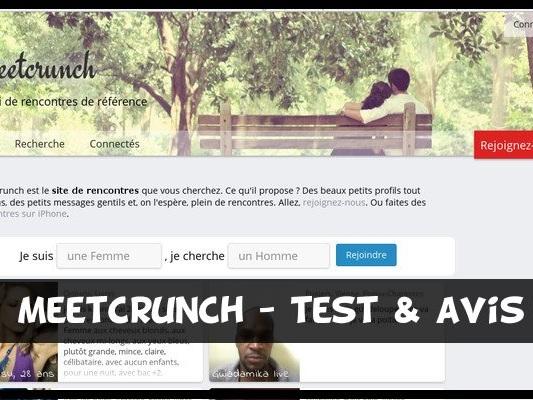 Meetcrunch – Test & Avis