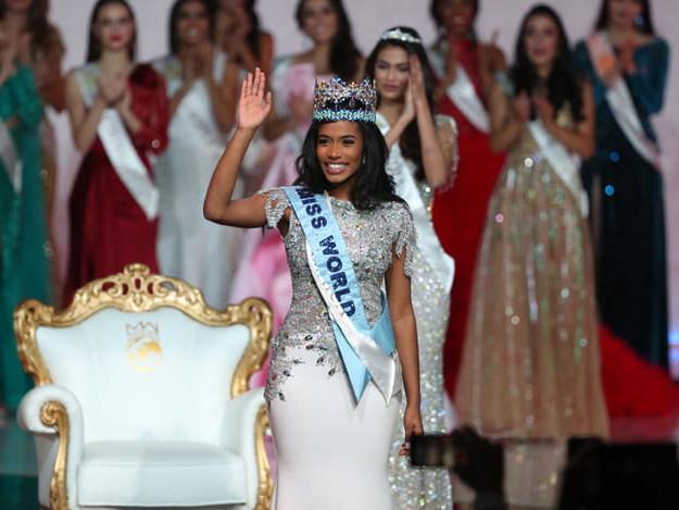 Miss Monde 2019: le sacre de Miss Jamaïque Toni-Ann Singh [PHOTOS]