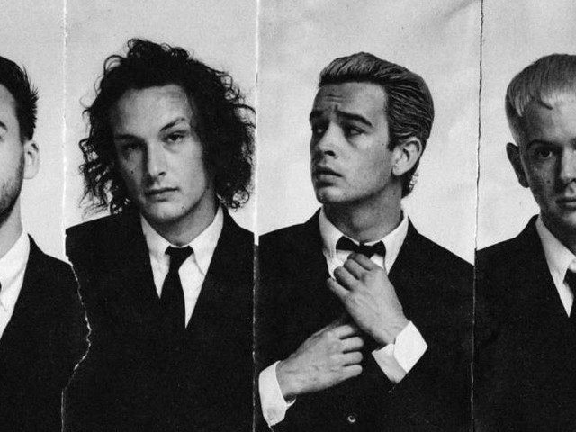 The 1975 : It's Not Living (If It's Not With You) (clip officiel)