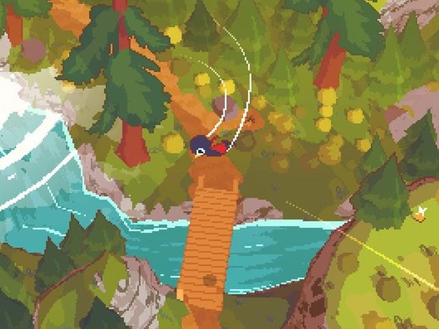 A Short Hike : un jeu d'aventure qui vous enchantera par sa poésie
