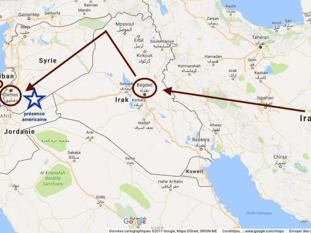 La rivalité irano-américaine à l'épreuve de la guerre en Syrie, par Caroline Galactéros