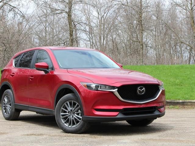 Mazda CX-5 2017 : pour le design et bien plus