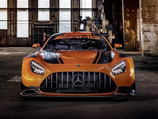 720 chevaux pour la Mercedes AMG GT Black Series ?