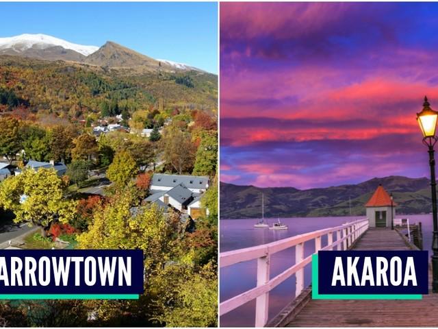 Top 10 des plus beaux villages de Nouvelle-Zélande, chez nos amis les Hobbits