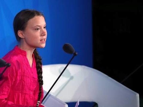 Climat: L'année 2020 sera l'«année de l'action», déclare Greta Thunberg