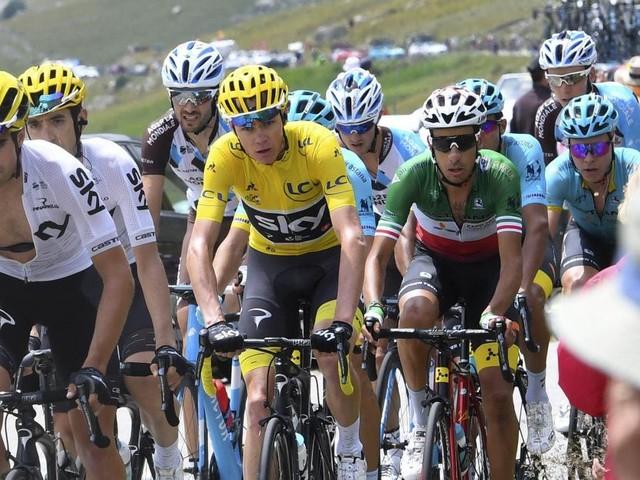 Suivez la 18e étape du Tour de France en direct: la dernière chance des grimpeurs
