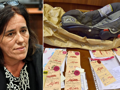 Un procès pour comprendre l'inouïe dissimulation: Rosa Maria da Cruz avait caché son bébé dans le coffre de sa voiture pendant 2 ans
