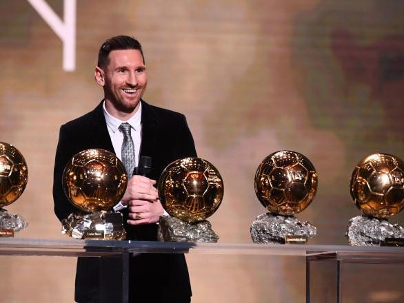 Ballon d'or 2019: la remise des trophées