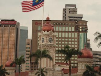 Kuala Lumpur : : une mégalopole, un éventail de cultures