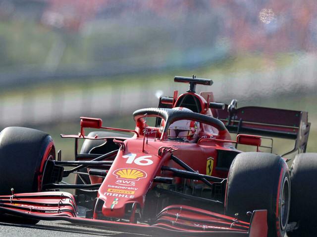 GP des Pays-Bas de F1: bonne surprise pour Ferrari, mauvaise pour Hamilton