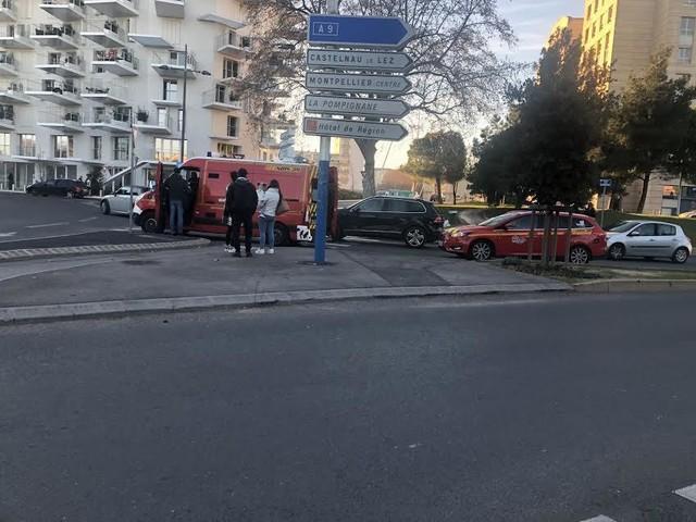 Montpellier. Piétons renversés avec délit de fuite : le chauffard déféré au parquet