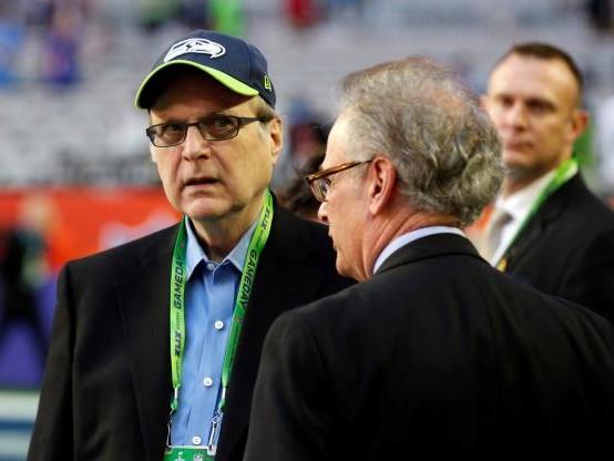 Tous Sports - Disparition - Le propriétaire des Portland Trail Blazers et des Seattle Seahawks, Paul Allen, est mort