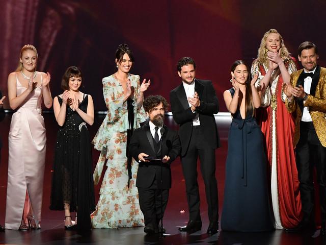 Aux Emmy Awards, les adieux à «Game of Thrones » ont été grandioses