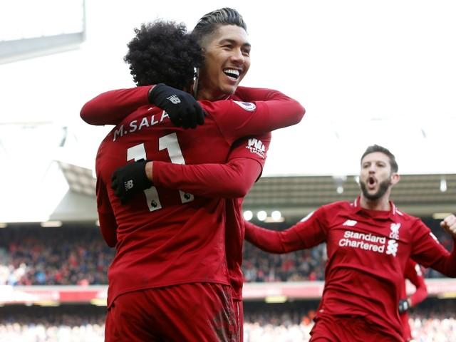Premier League: Liverpool se reprend face à Burnley