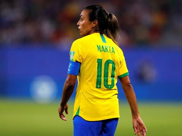 Marta s'offre un record mythique