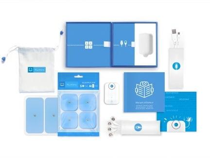 Gagnez un kit kiné connecté Bluetens, édition limitée de Noël, avec iPhon.fr