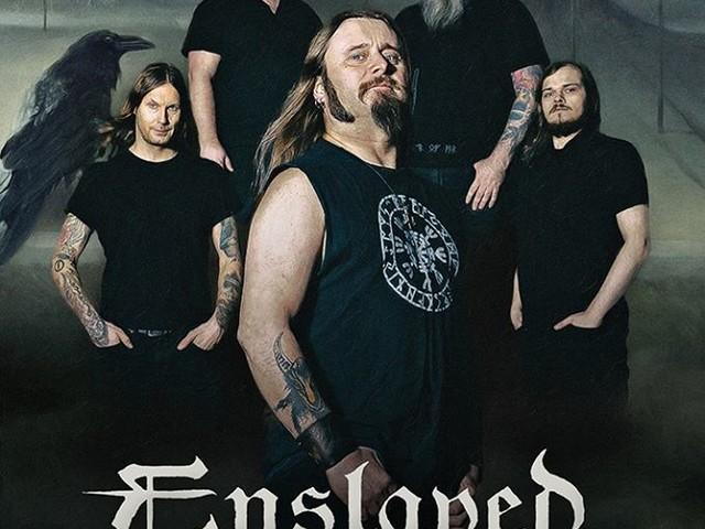 Enslaved va faire une tournée virtuelle cet été en coopération avec le Roadburn,Beyond the Gates...