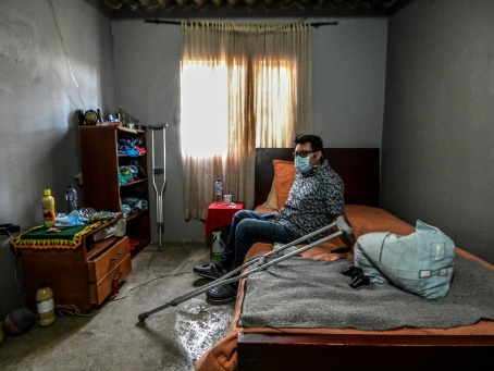 En Colombie, le coronavirus envoie de plus en plus de jeunes en soins intensifs